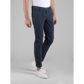 Pantalone Clay Blu Microfantasia Quadretto