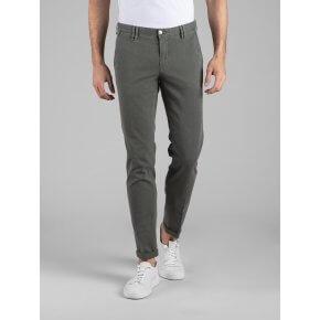 Pantalone Clay Cotone Diagonale Verde