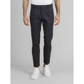 Pantalone Tom Galles Blu Polvere Japan