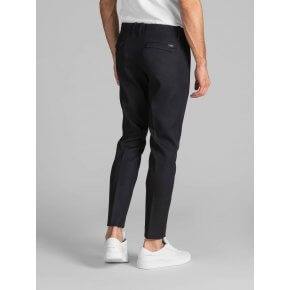 Pantalone Tom Nero Lana Tecnica Japan