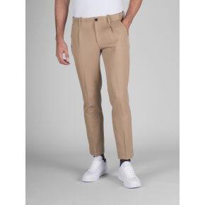 Pantalone Tom Cammello Lana Tecnica Japan