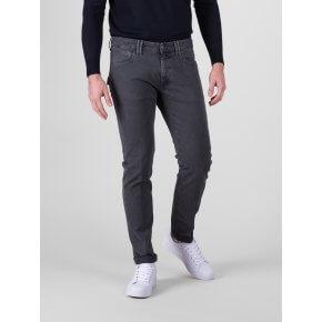 Pantalone Tood jacquard grigio medio