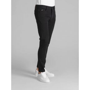 Pantalone Tood Nero Bull Denim Japan