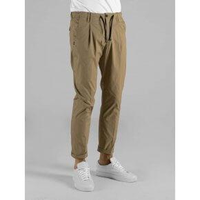 Pantalone Toto' Coloniale Cotone Tela Vela Stretch