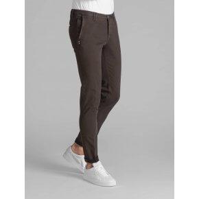 Pantalone Clay Cotone Diagonale Moro