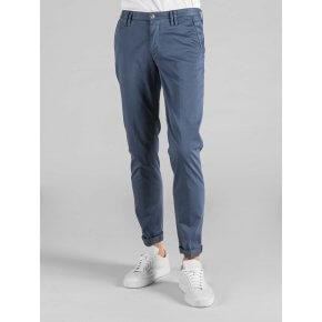 Pantalone Clay Avio Raso Stretch Interno Grigio