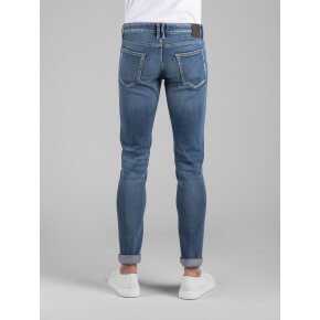 Denim Tood Stone Washed Stretch 11 2/4 Oz.