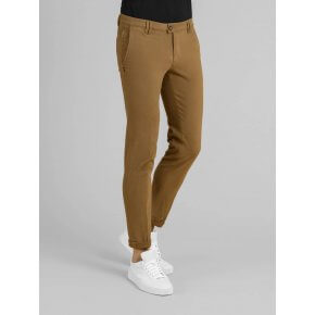 Pantalone Liam Biscotto Drill Cotone Smerigliato
