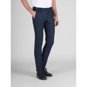 Pantalone RONNY Bouclè Blu