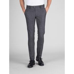 Pantalone RONNY Bouclè Grigio